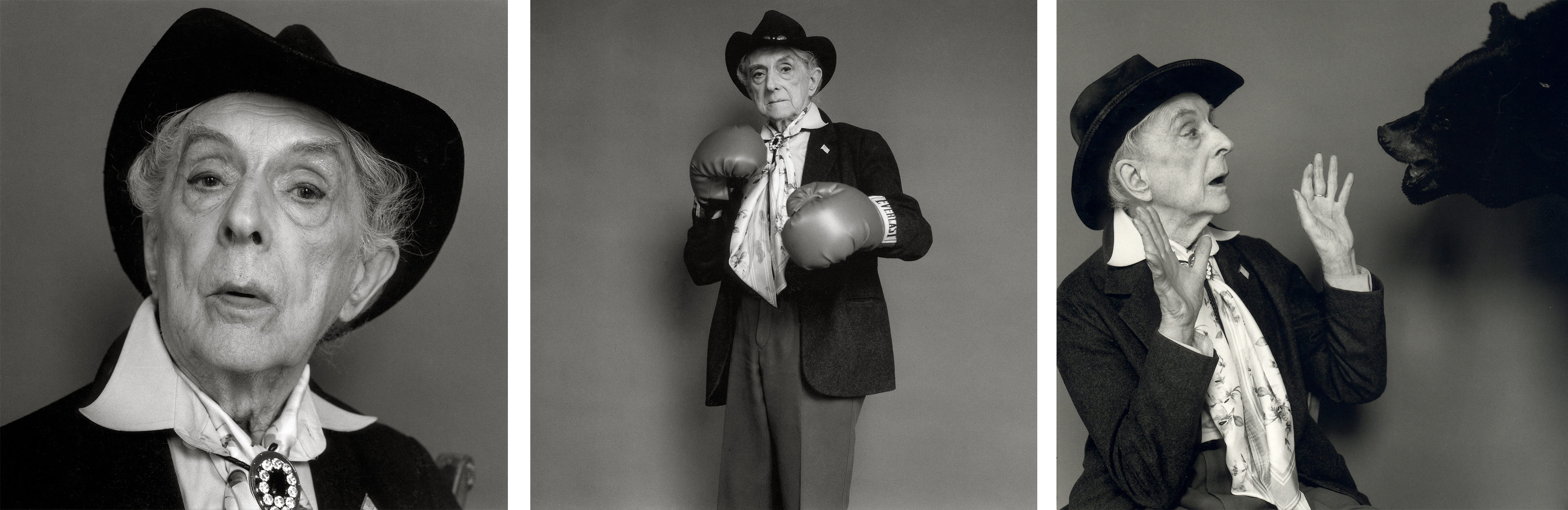 Quentin Crisp, New York